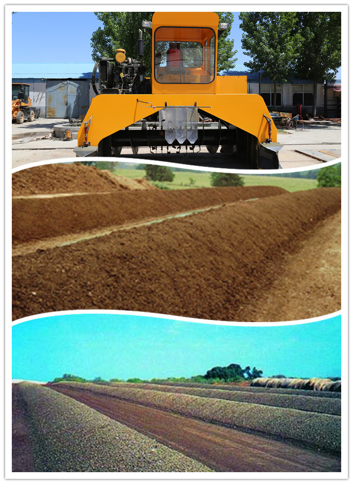 compost windrow turner benefits