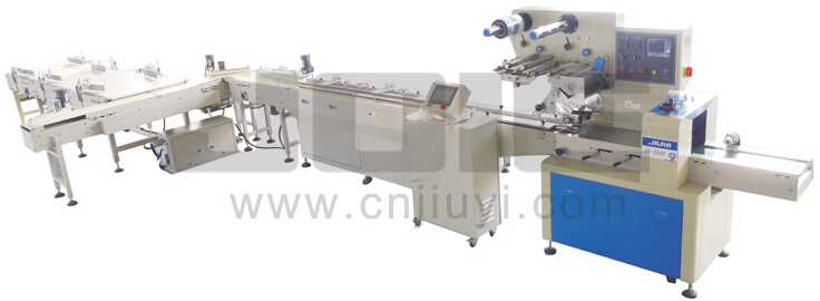 JY series-Full Automatic feeding and packaging system