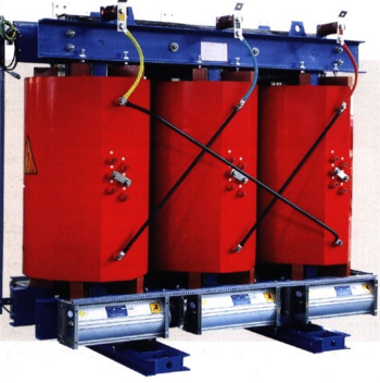 Epoxy resin dry-type power transformer