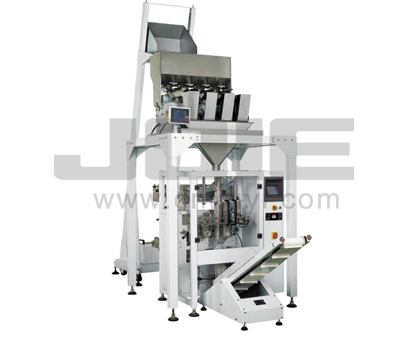 JEV-320/420AW Four weighers automatic vertical packing machine