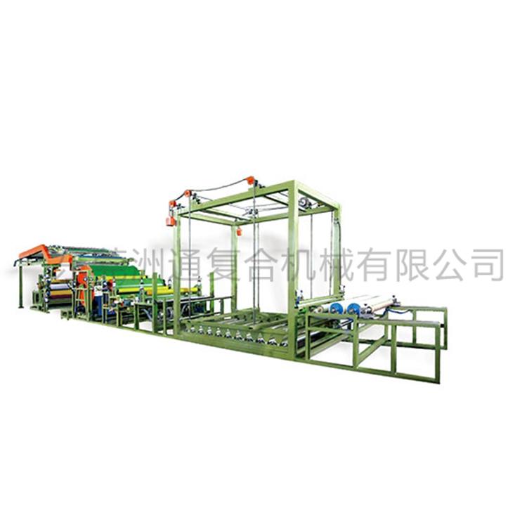 东莞复合机_服装布料复合机LD-064A1_洲通机械