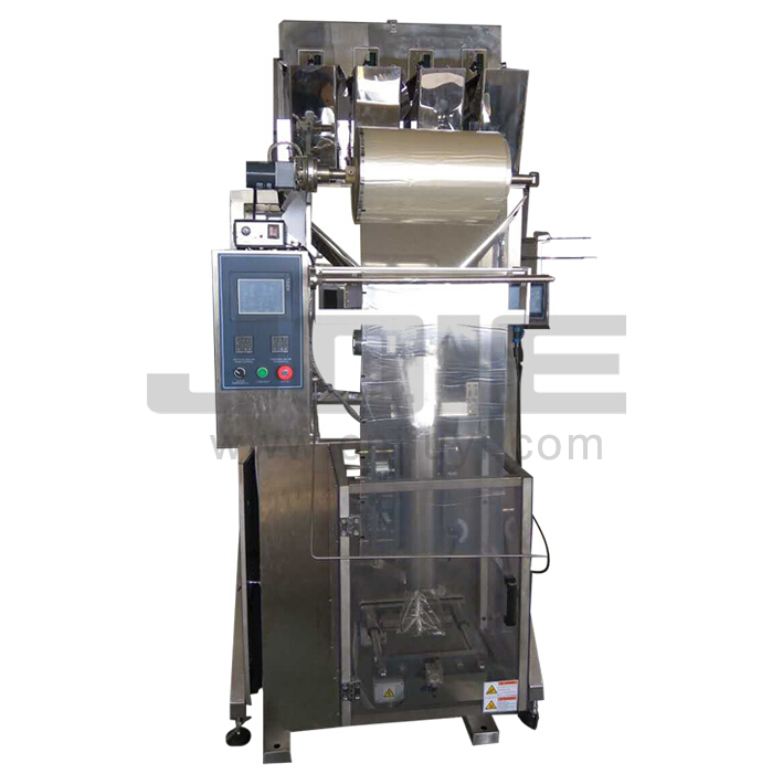 JEV-500FW Automatic granule packaging machine with four weighers