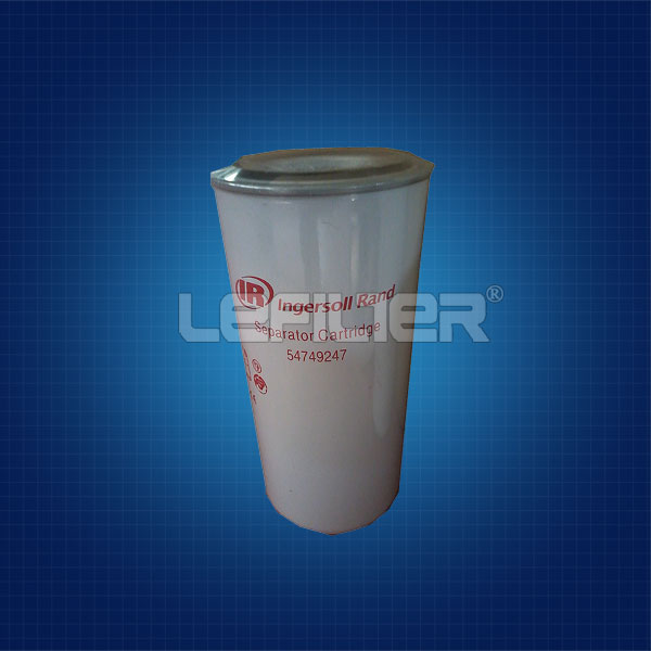 54672654 Oil Filter for Ingersoll Rand Air Compressor Spare Parts
