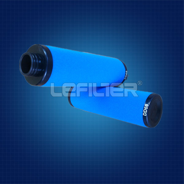 Replace Atlas Copco in-Line Compressed Air Filter Cartridge Dd/Pd/Qd390