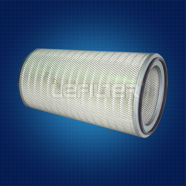 Pleated Filter Paper Dust Collector Filter Cartridge
