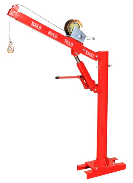 Hydraulic Shop Crane DL0810C