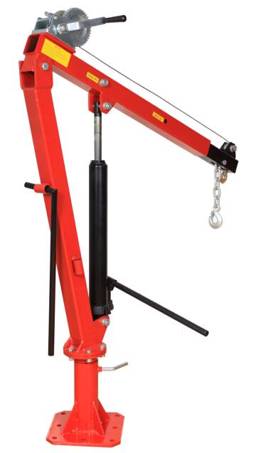 Hydraulic Shop Crane DL0810B