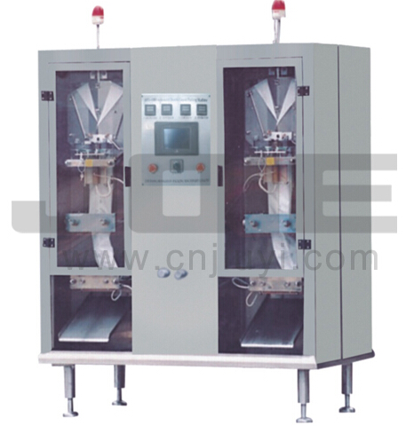 JE-2-1000 AUTOMATIC DUPLICATE LIQUID PACKING MACHINE