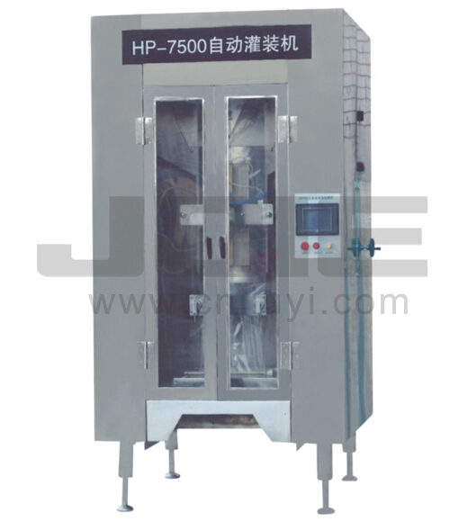 JEV-7500 LIQUID PACKING MACHINE