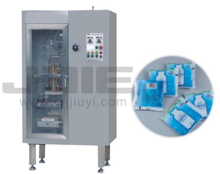 H P2000L FULL-AUTOMATIC LIQUID PACKAGING MACHINE