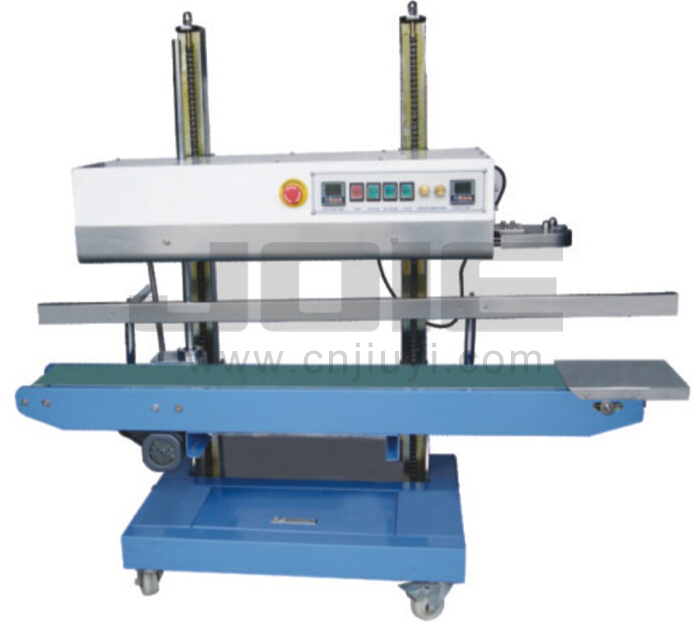 CBS-1100V VERTICAL SEALING MACHINE
