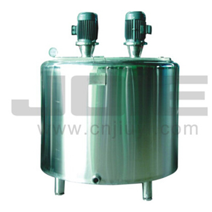 High-Shearing, Emulsifying and Dispersing tank