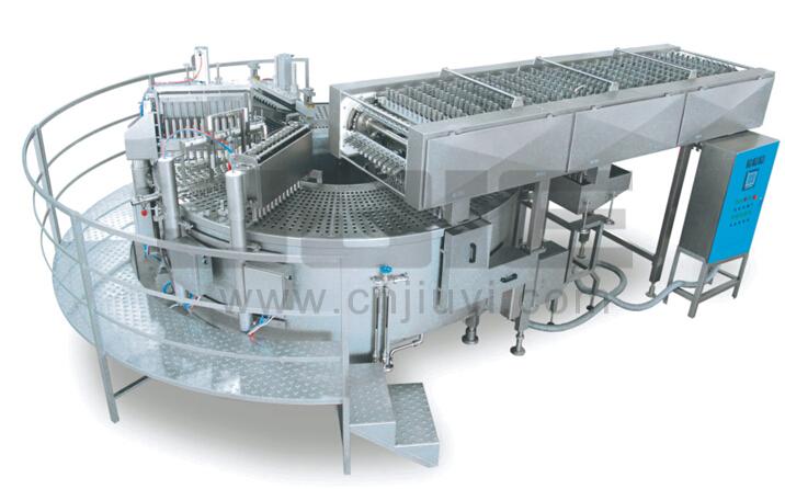 Rotary Type Ice Cream Bar Production Line