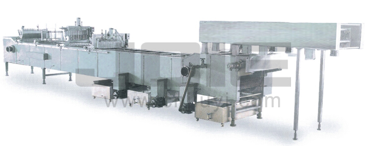 YL12-15000 Colored Ice-cream Making Machine