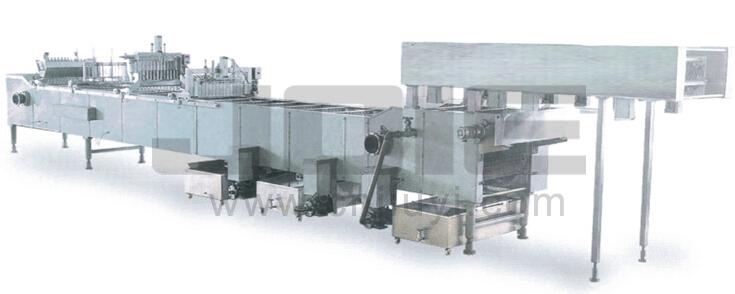 YL12-15000 Colored Ice-cream Making Machine