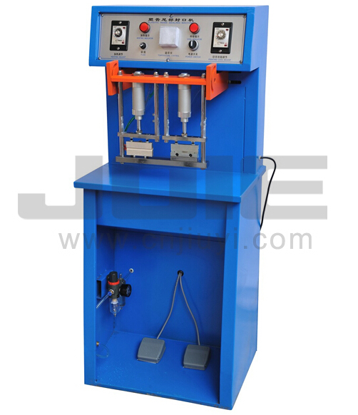 JE-86 PLASTIC TUBE SEAL MACHINE