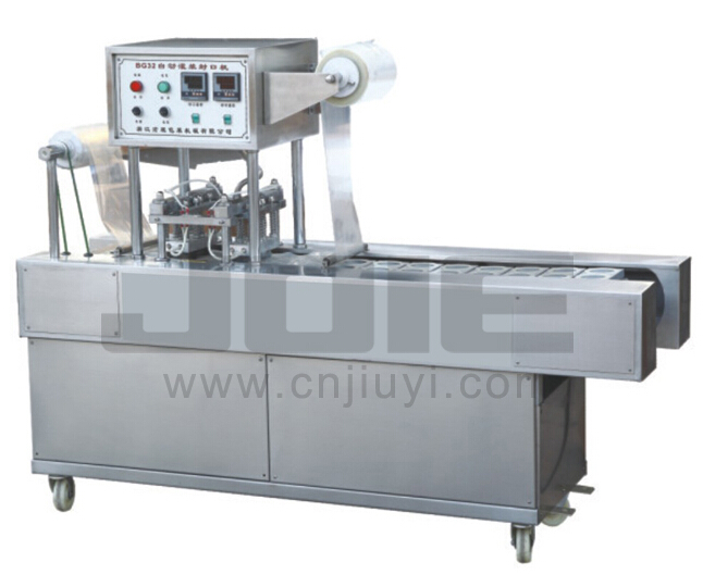 BG32 AUTOMATIC CUP FILL-SEAL-CUT MACHINE