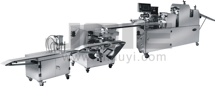 JYPF-5 Pastries making machine