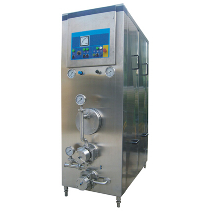 1000 L liter continuous ice cream freezer