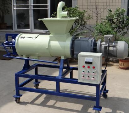 Liquid-Solid Separator/Press Screw Separator/Dewatering Separator