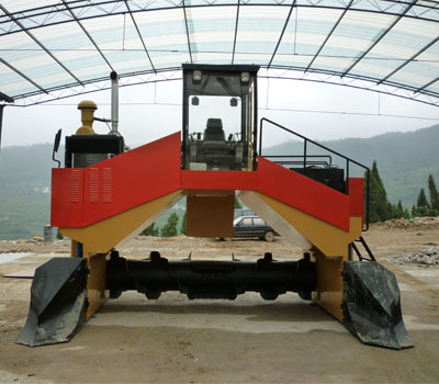 Hydraulic Compost Turner for Sale