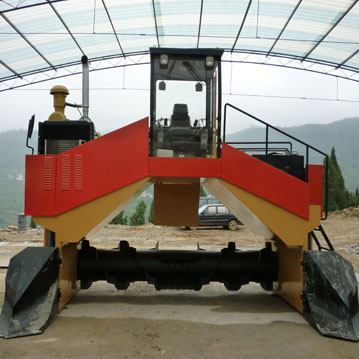 Compost Turner for Sale in the US