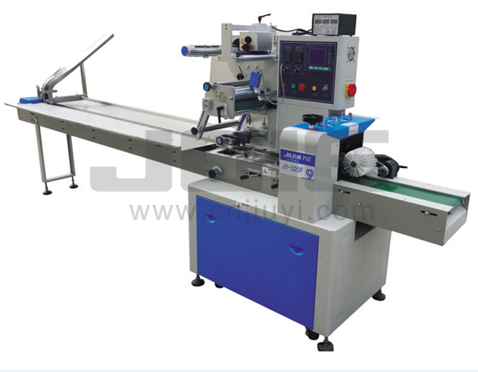 JY-280F / JY-320F Automatic flow wrapping machine
