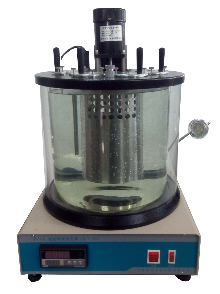 BF-03 Kinematic Viscosity Tester