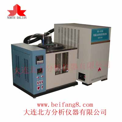 BF-03B  Low Temperature Kinematic Viscosity Tester