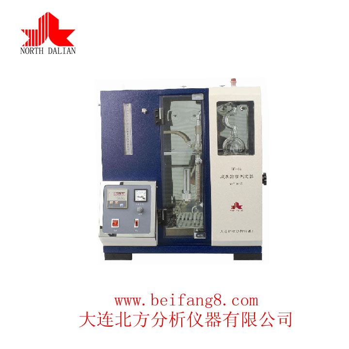 BF-06 Distillation Tester for Petroleum Products at Reduced Pressure