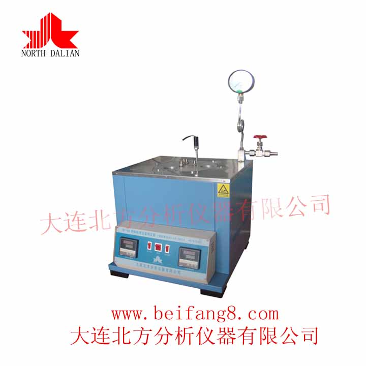 BF-08 Tester for Gum Content in Fuels by Jet Evaporation