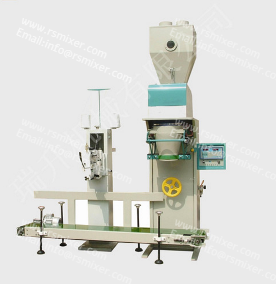 Automatic quantitative wheat flour powder Packing Machine,weighing packaging scale machine,Food Processing Automatic Quantitative,Packing Machine,packing scale