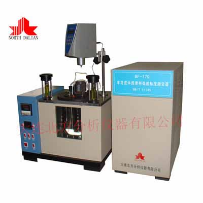 BF-170 Auto tester for fluid lubricant viscosity at low temperature