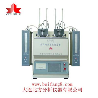 BF-14C  Automatic cold filter plugging point tester