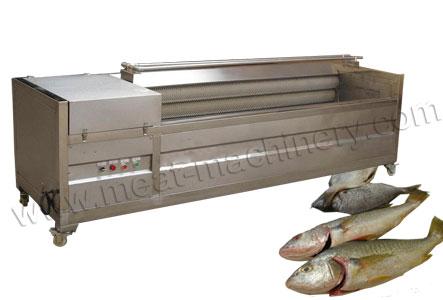 Fish Scaling Machine
