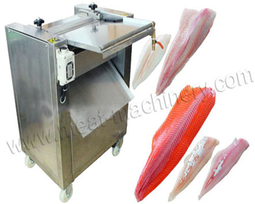 Fish Skinning Machine