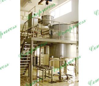 Tea Soup Extractor