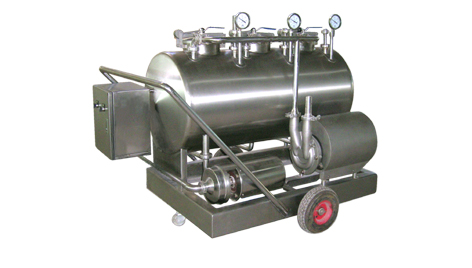 Movable CIP System