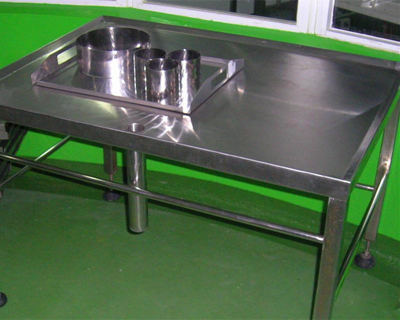 soft cheese drain table
