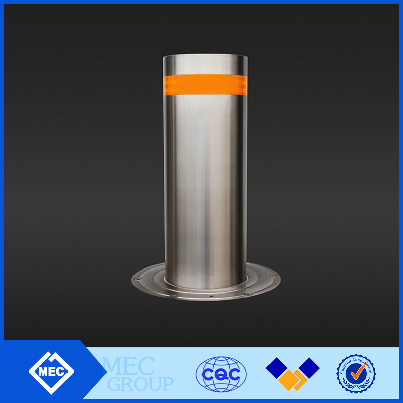 304 Stainless Steel Customized Automatic Bollards