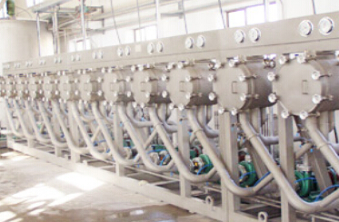 Starch Hydrocyclone Machine