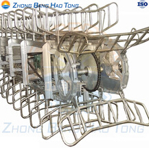 Pig Carcass Repeated Scalding Machine