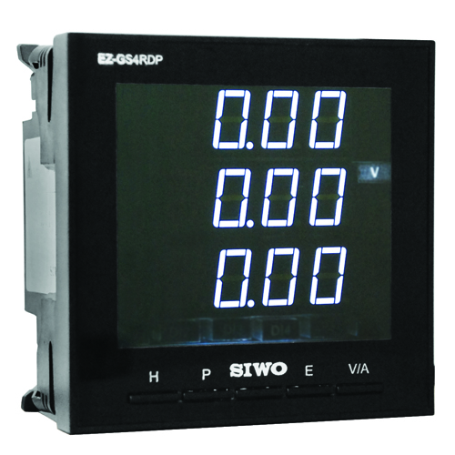 Three-phase Intelligent network-based meters