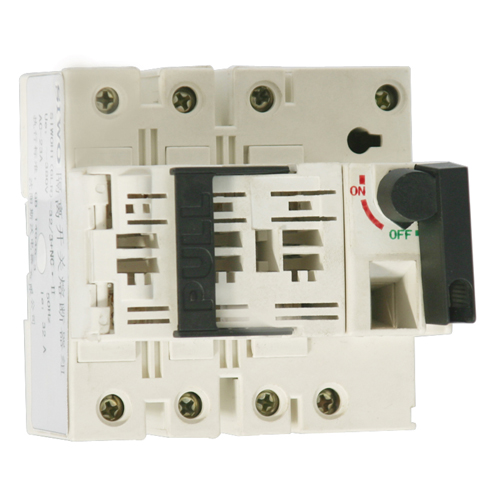 Switch-disconnector-fuse