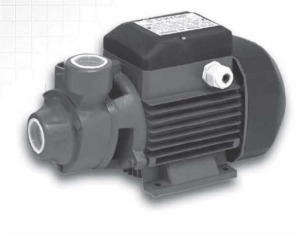 TPM Series End Suction Peripheral Pumps