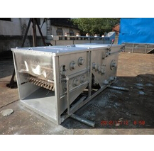 Automatic chicken duck plucking cleaning machine