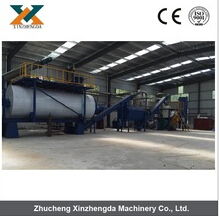 Commercial Automatic Large Slaughter House rendering process line for meat powder
