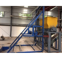 Industrial Small Slaughter HouseCapacity Bird feather rendering process line