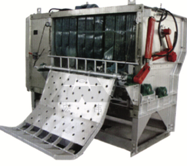 Whole sheep hair removal machine/sheep debristling machine/for sheep slaughter house
