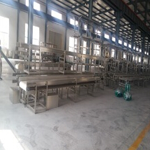 poultry slaughter line